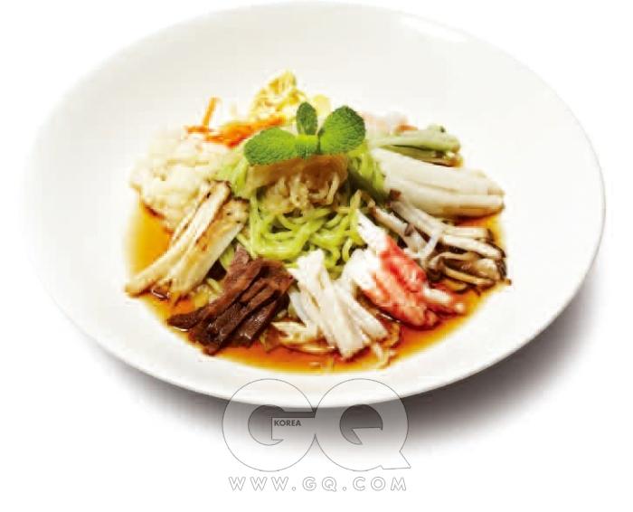 홍연의 비빔 중국 냉면