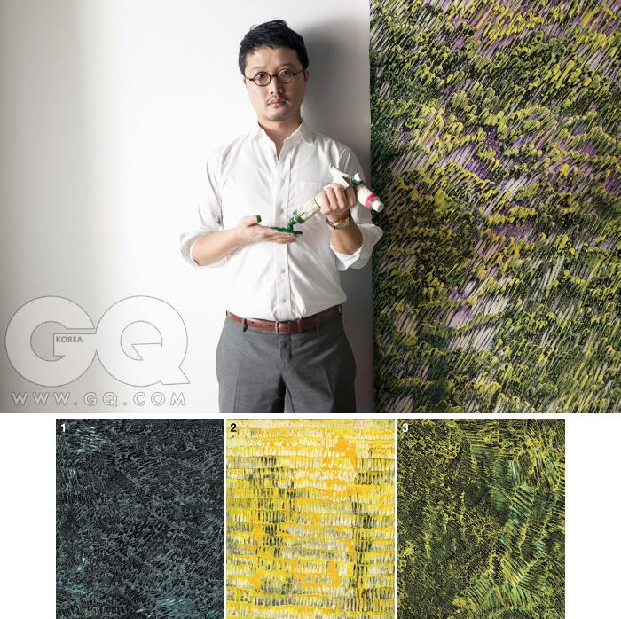 1. KWON HYUK KUN 2012. Oil on Canvas, 60.5x73cm 2. KWON HYUK KUN 2012. Oil on Canvas, 60.5x73cm 3. KWON HYUK KUN 2012. Oil on Canvas, 60.5x73cm