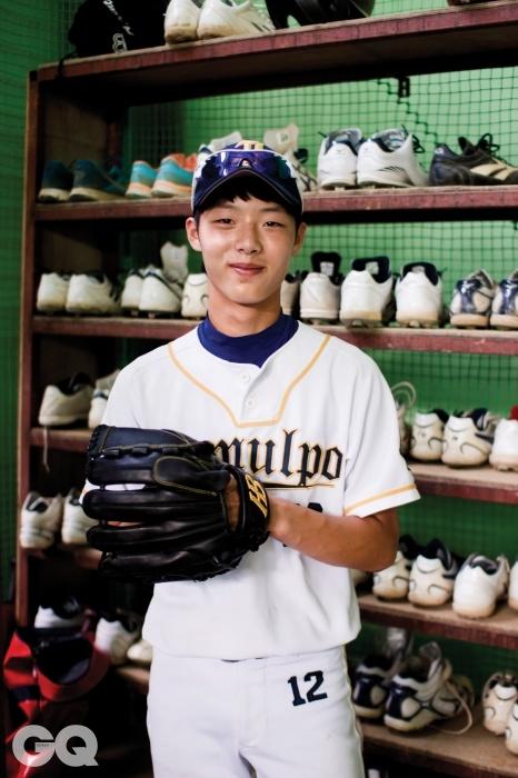 박치국,야구선수, 제물포고 1학년.