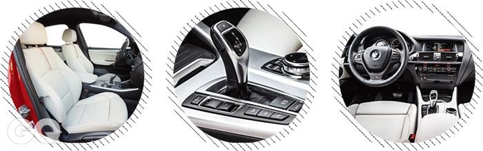 BMW의 인테리어는 전에없이 안정돼 있다. 이것은이미 완성된 안정의 언어,익숙해진 사람에게는 이보다 편할 수 없는 실내.