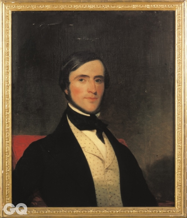 티파니 창립자 찰스 루이스 티파니