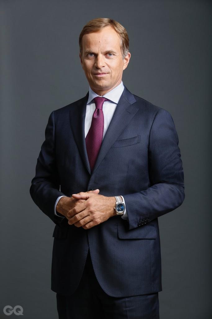 Jean-Frédéric Dufour, Rolex SA