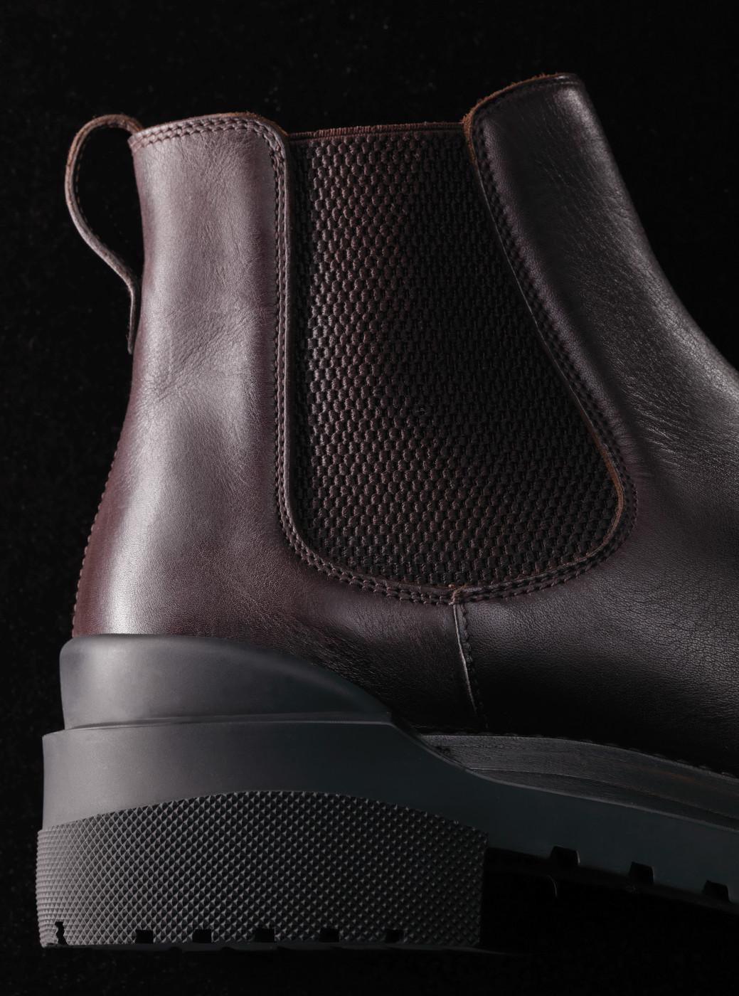 ERMENEGILDO ZEGNA COUTURE - Clip Chelsea Boots