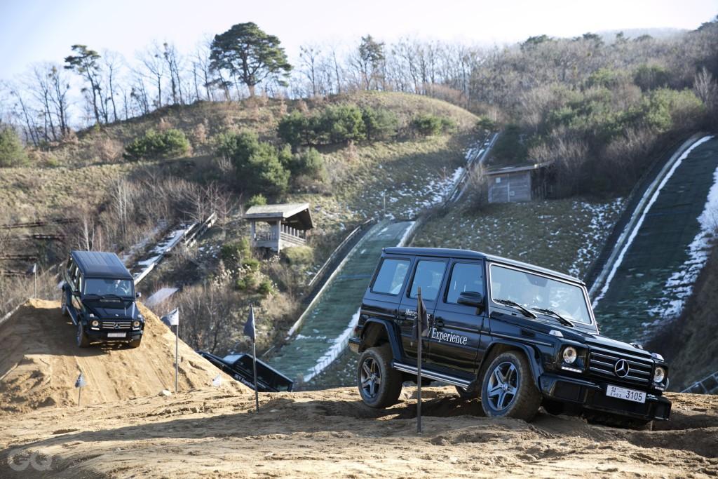 사진-메르세데스-벤츠 SUV Experience 개최-6