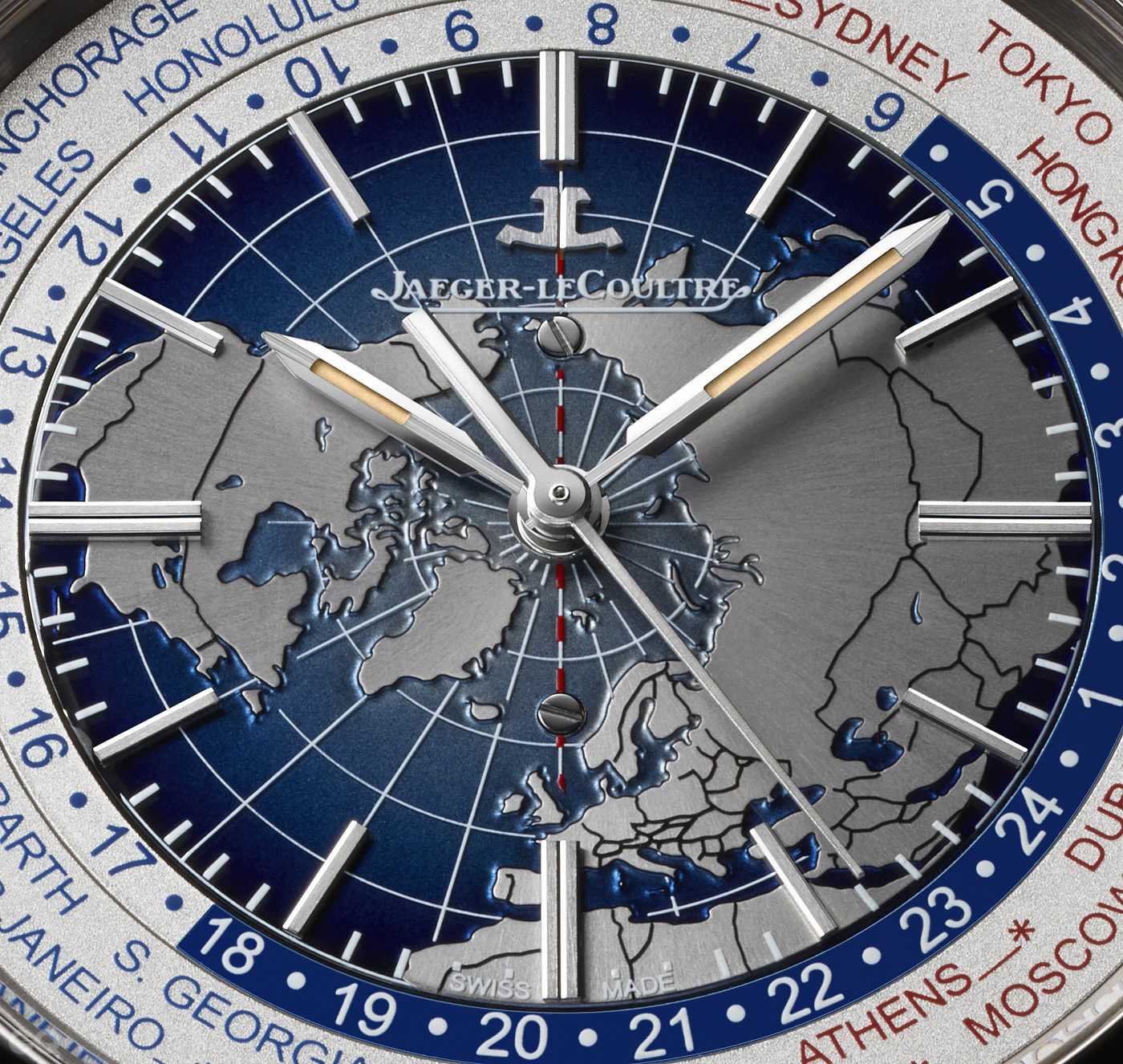Geophysic Universal Time SS - Dial