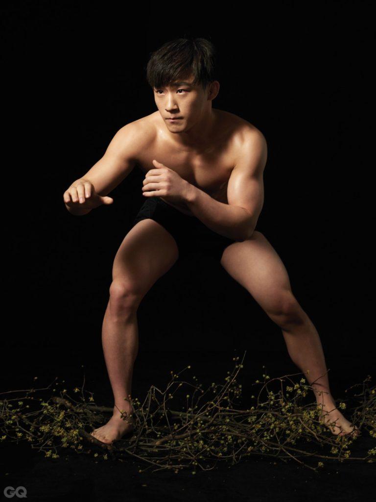 레슬링 박상민