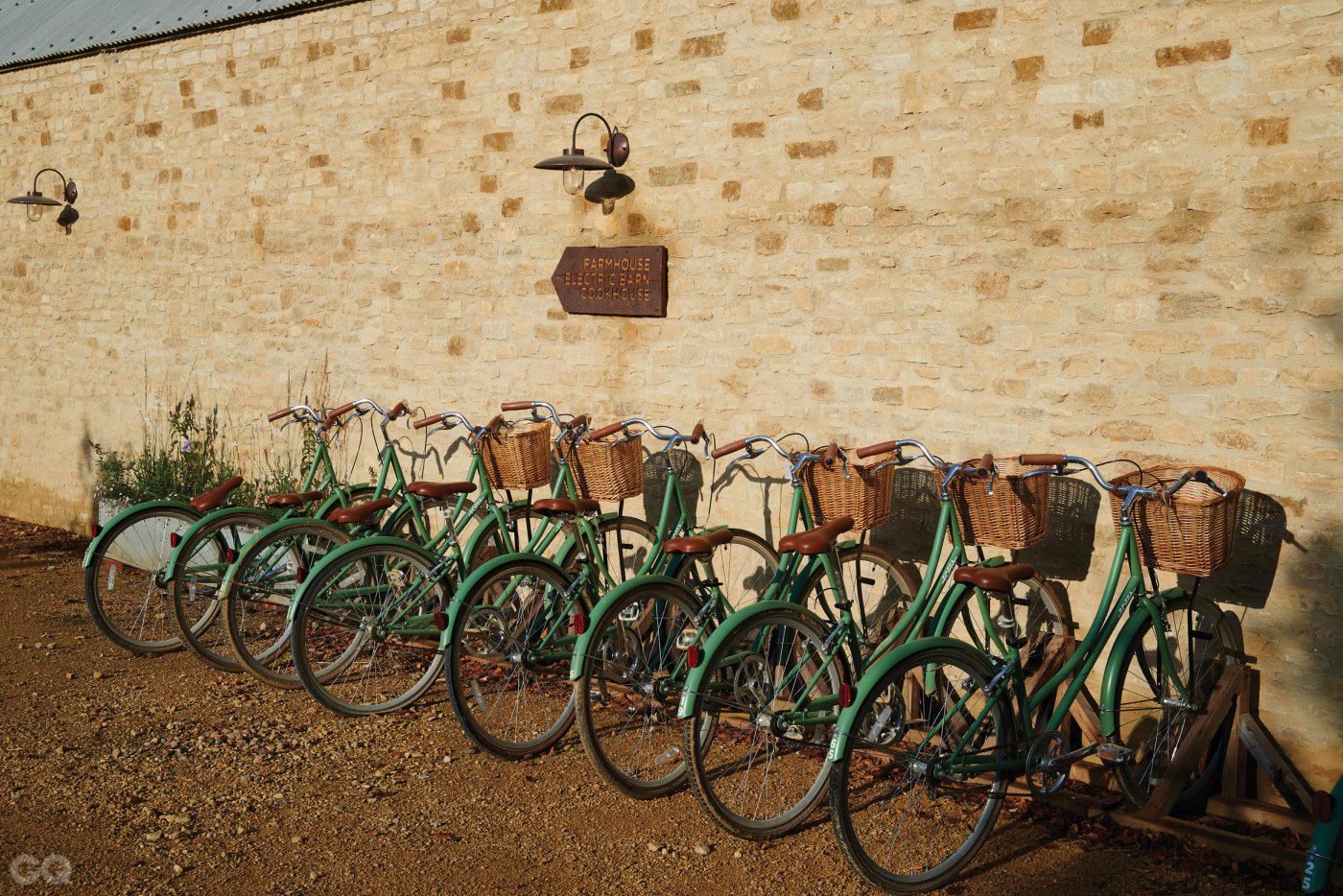 #sohofarmhouse #bike