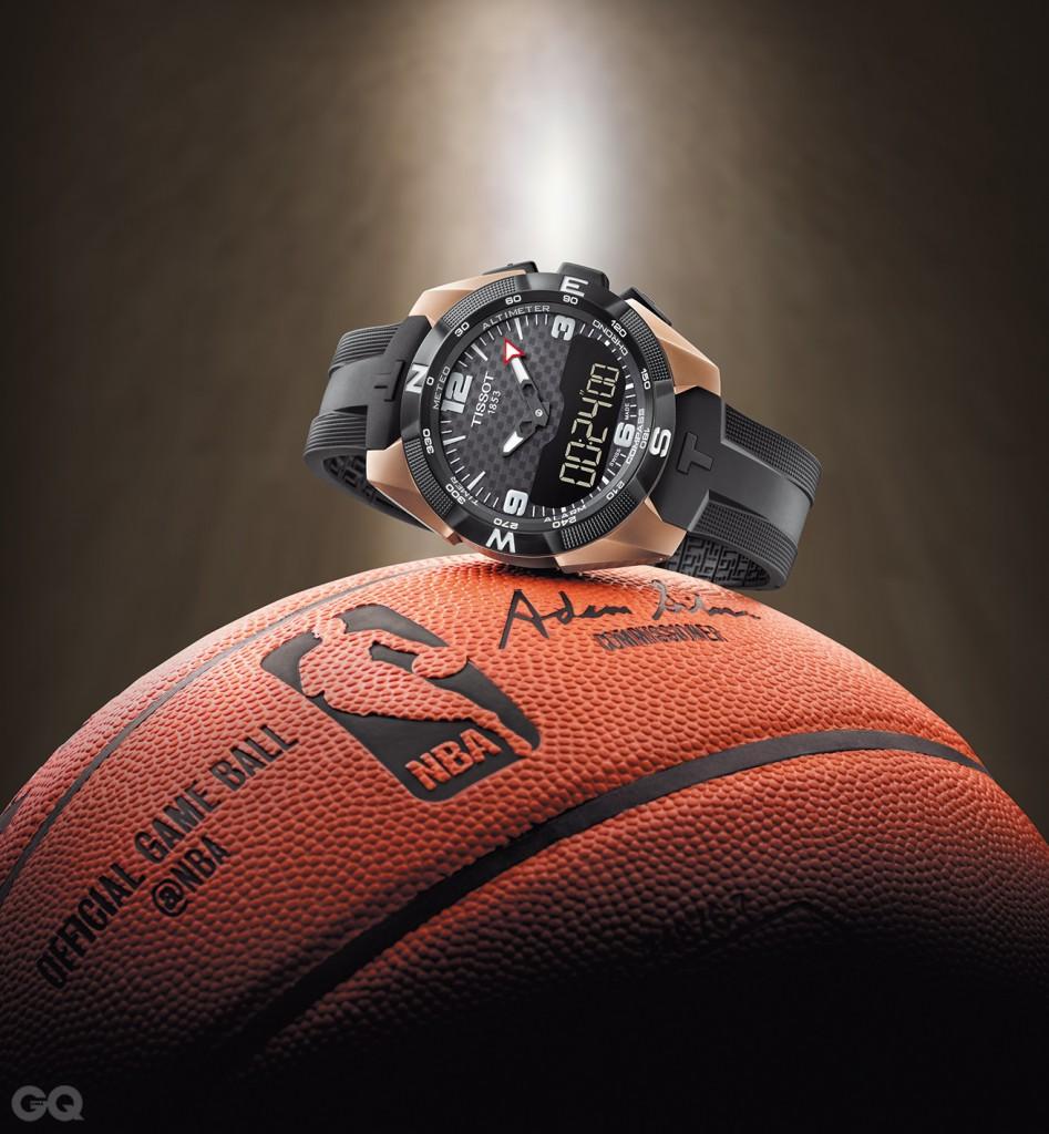 티쏘 티-터치 엑스퍼트 쏠라 NBA 스페셜 에디션 이미지_2