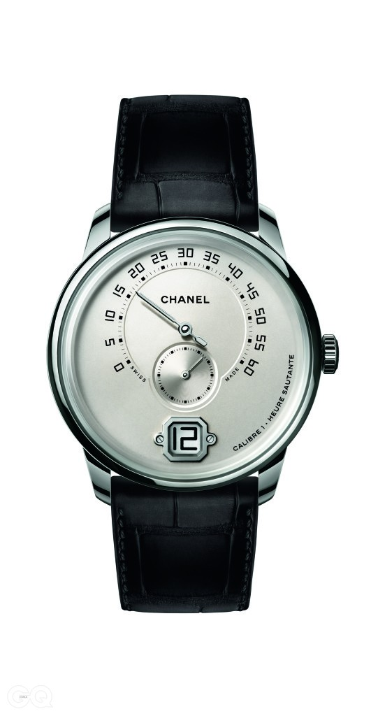 Monsieur de CHANEL, WHITE GOLD