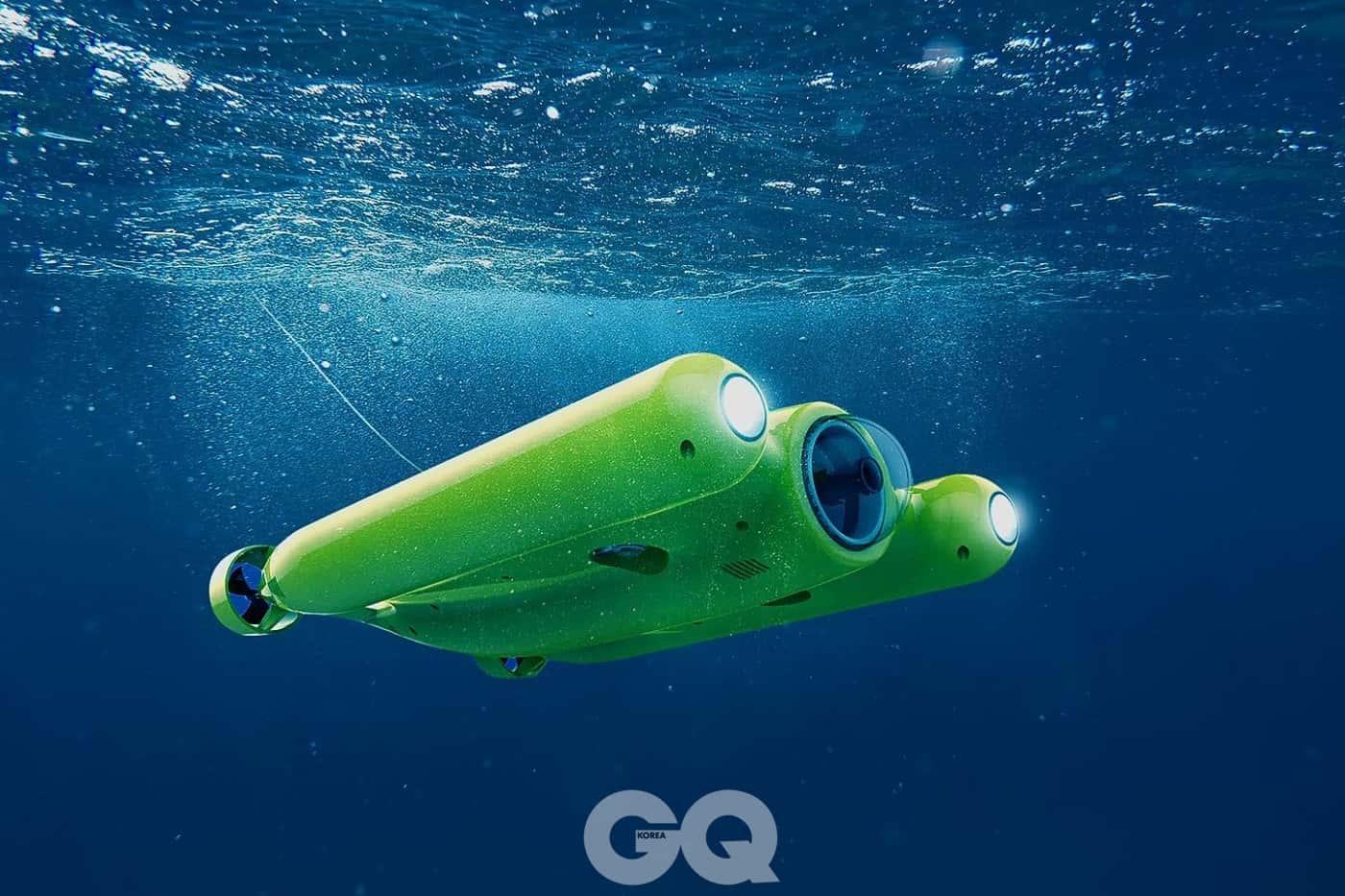 1 바다 탐색 드론