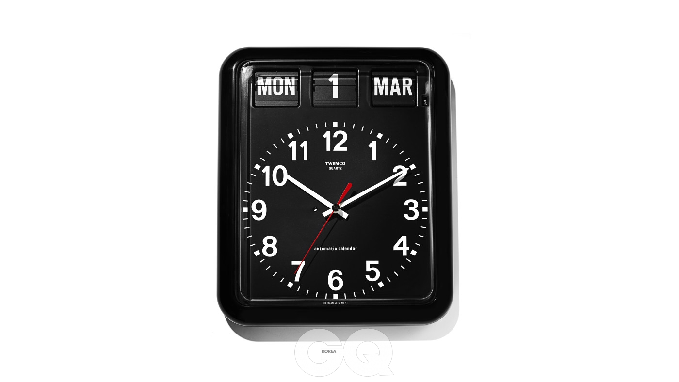 트웸코 벽걸이 시계