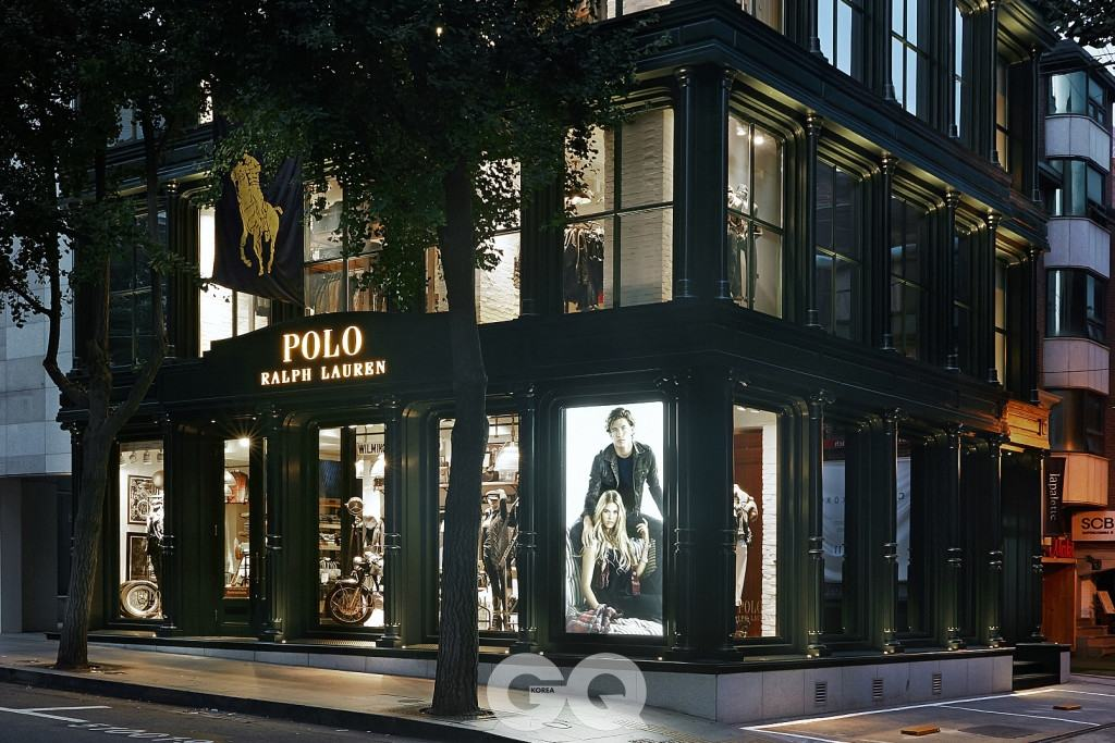 Polo Ralph Lauren Garosu Store copy