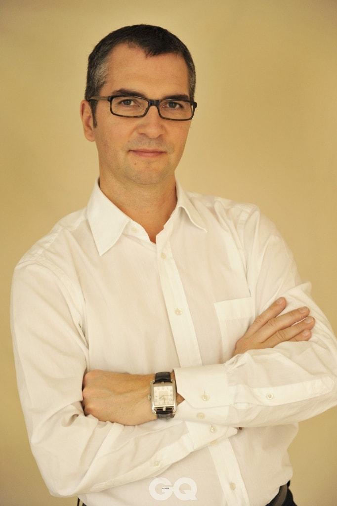 Philippe Delhotal (Creative Director of Hermès Watch)