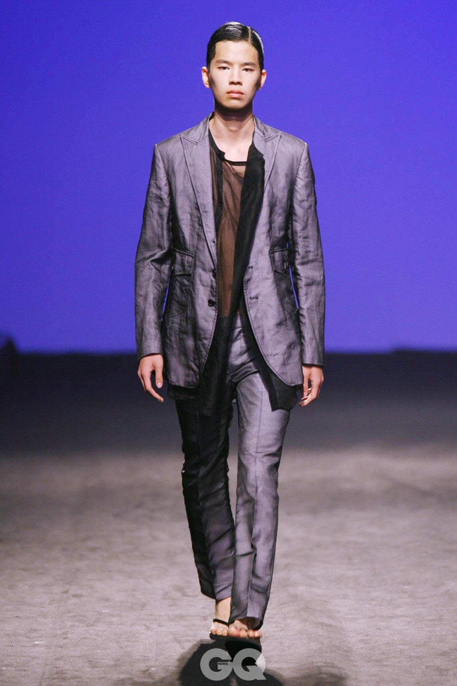 KIMSEORYONG HOMME 2007 S/S
