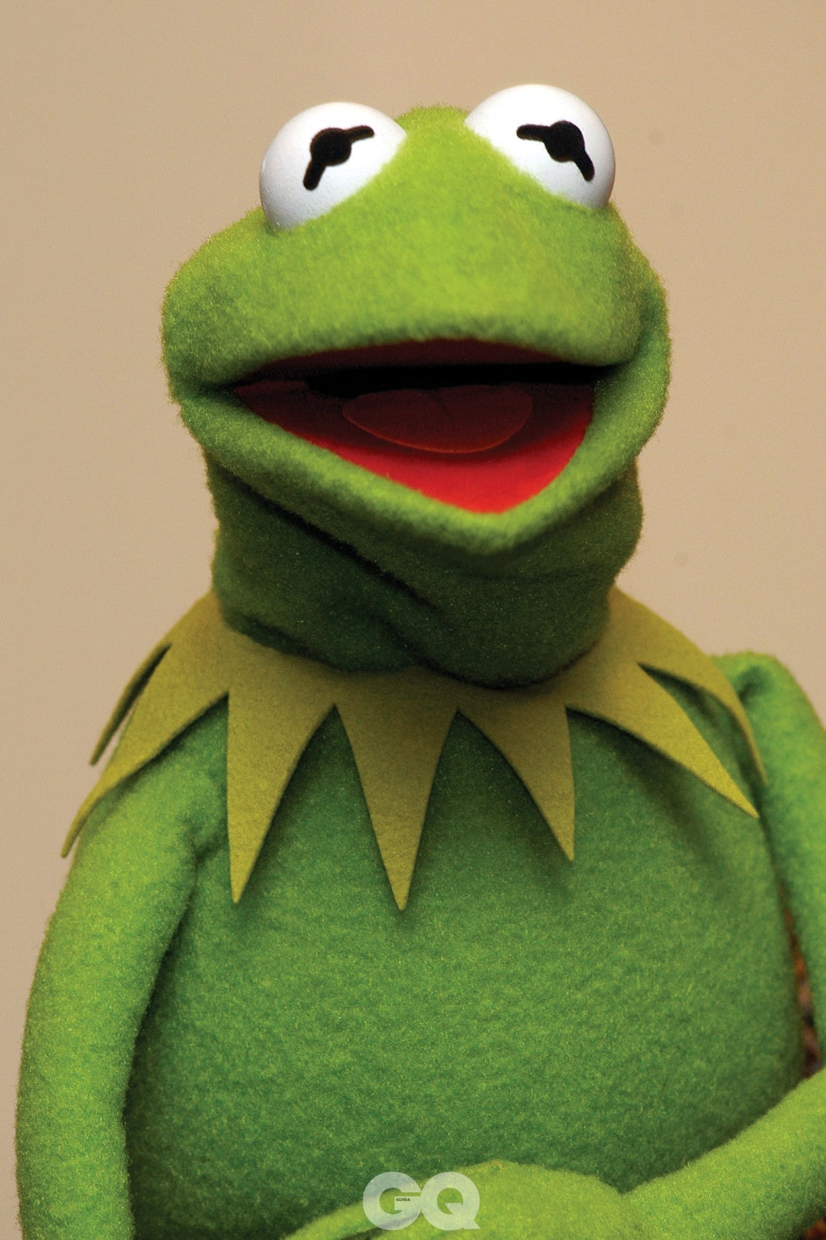 출신 개구리 캐릭터 커밋.