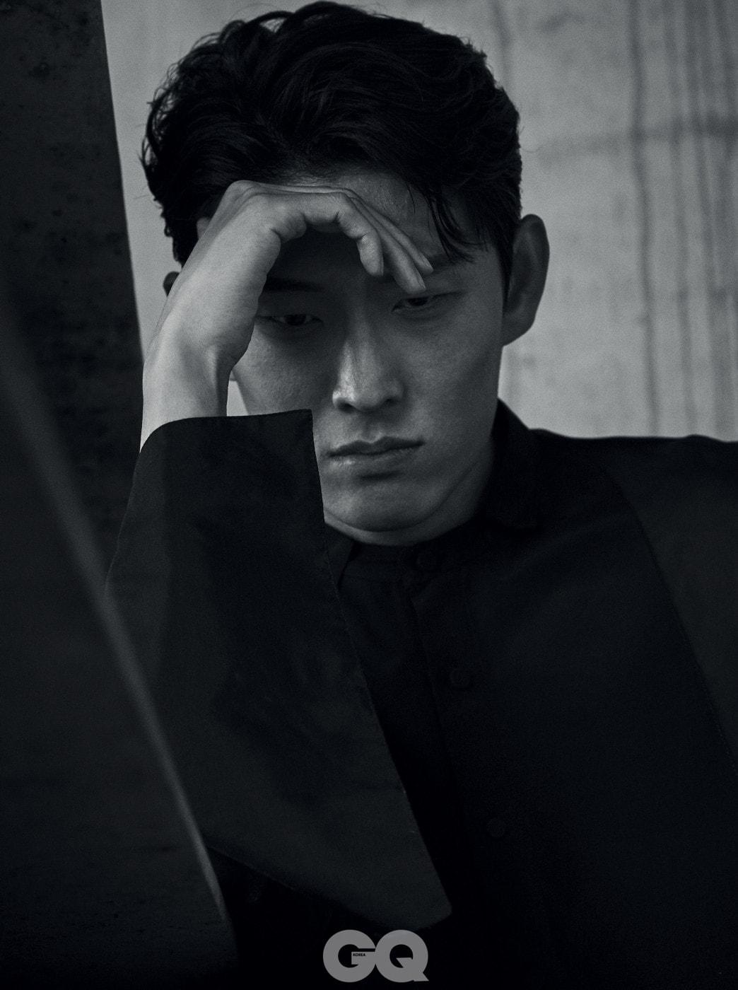 시스루 셔츠, 김서룡 옴므.