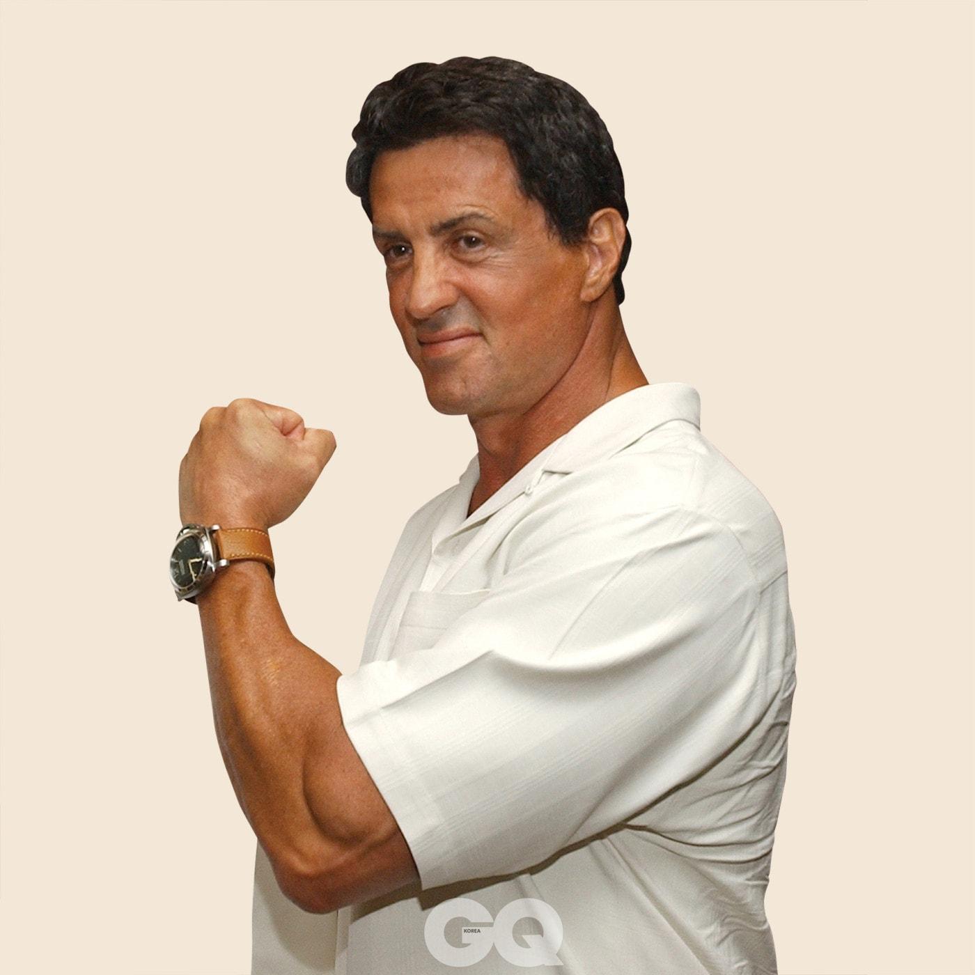 Sylvester Stallone