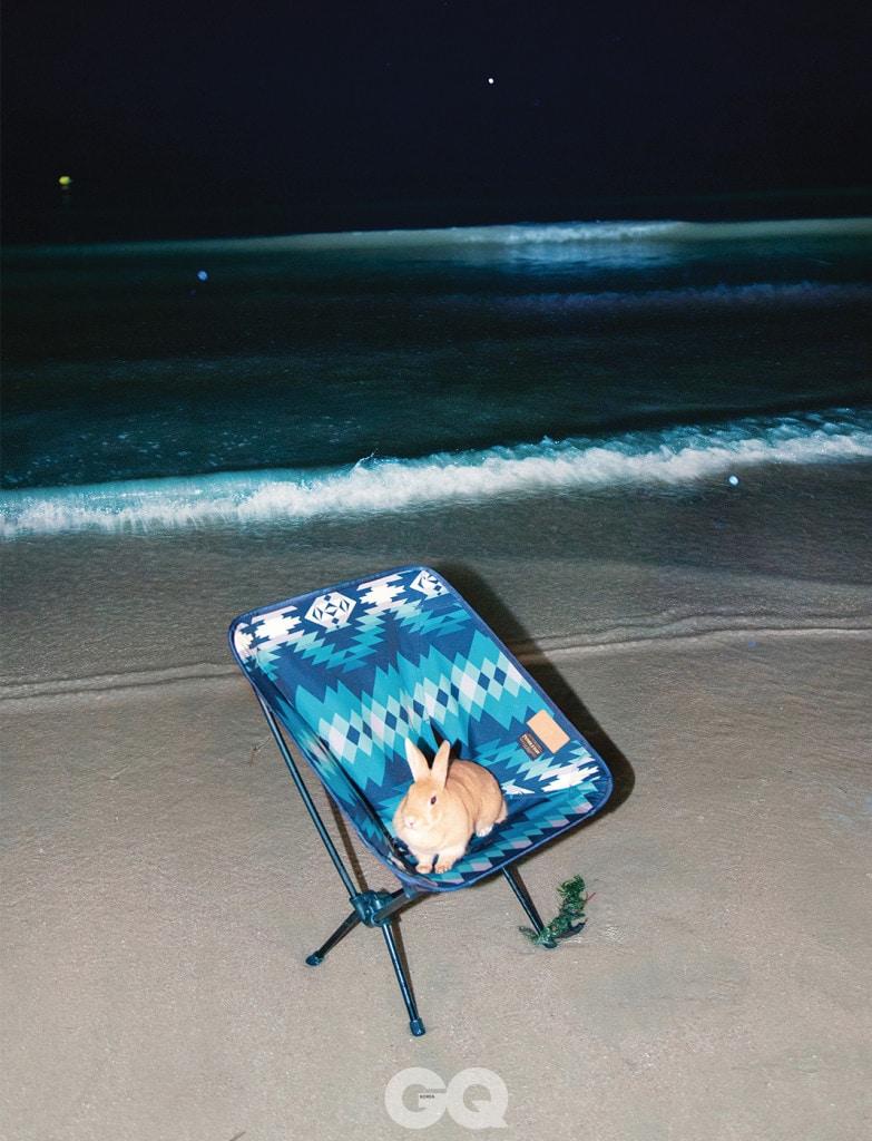 펜들턴 체어원 라커 캠핑 의자 27만원, 헬리녹스.