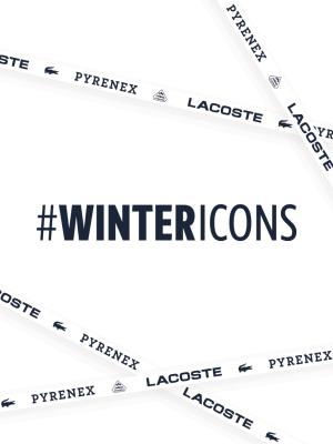 Lacoste x Pyrenex Image