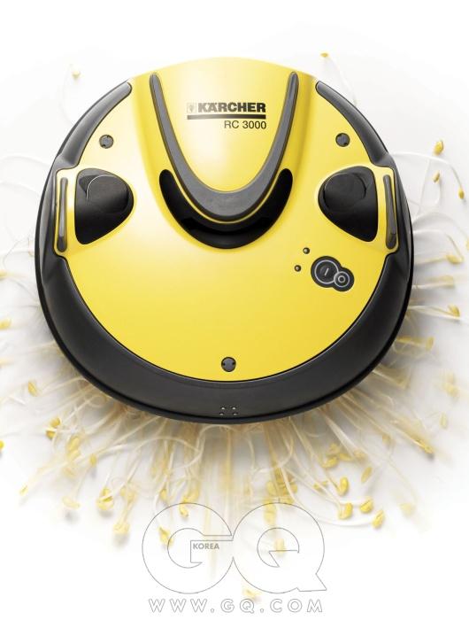적외선 감지형 로봇 청소기 RC-3000은 최저가 2백7만원대, 카처. 싱싱한 콩나물은 300그램에 1천원, 모래내시장.