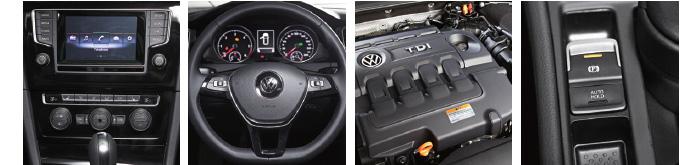 반짝이는 세부, 더 단단해 보이는 플라스틱, 전자식 주차 브레이크, 정차가 길어지면 알아서 기어를 중립으로 바꿔주는 오토 홀드 시스템…. 실내의 변화는 괄목할 만하다. 시트 가운데에는 알칸타라를 썼고, 모니터는 아이폰처럼 좌우로 쓸거나 손가락 두 개로 확대 및 축소가 가능하다. 게다가 더 넓어졌다. 앞바퀴와 뒷바퀴 사이의 거리는 5.4센티미터 늘었다. 너비는 1.3센티미터 넓어졌다. 디자인이 바뀐 핸들에선 운전하면서 조작하고 싶은 거의 모든 기능을 제어할 수 있다.