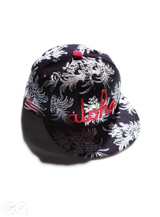 하와이에서 대유행 중인 모자 3만원대, 알로하 아미.