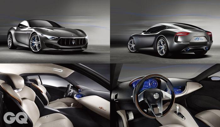 올해 베이징 모터쇼에서 공개돼 세계적으로 주목받은 마세라티의 콘셉트카다. 이 아름다움 그대로, 2016년 출시 된다. 후륜구동 방식으로 최고출력 404마력에 달하는 V6 트윈터보 엔진이 장착될 예정. 2년 후엔 이 차의 배기음을 들을 수 있다.