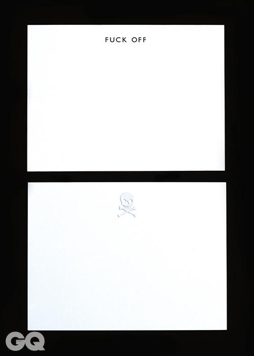 15.7 x 11.7cm 20달러(카드와 봉투 각 6매씩), 테라핀 스테이셔너스.