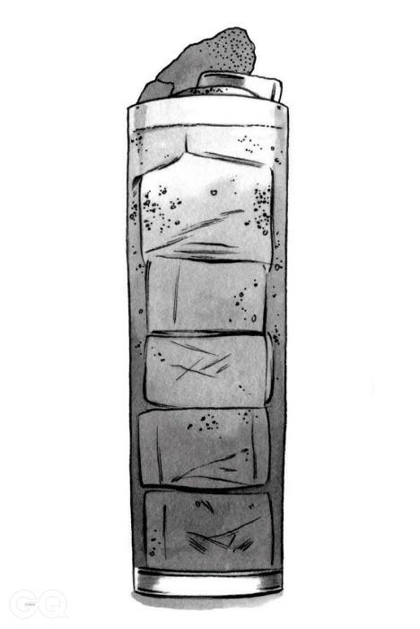 베르무트 90ml와 아페롤 30ml, 얼음을 셰이커에 넣고 30초 정도 흔든다. 스트레이너를 받치고 얼음을 채운 하이볼 잔에 천천히 따른다. 탄산수로 하이볼 잔을 끝까지 채운 뒤 오렌지 껍질로 장식한다.