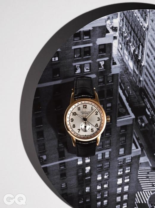 Tiffany CT60 Calendar watch