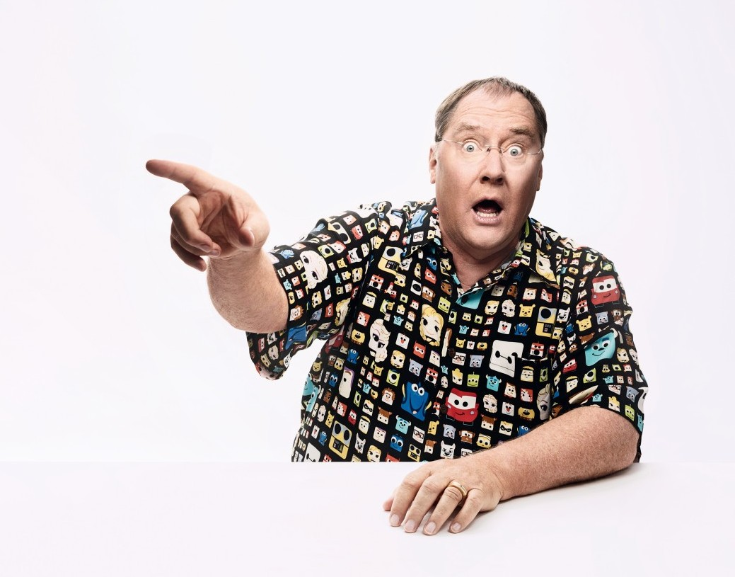 cc2015027 - Pixar Founder John Lasseter for Wired UK photographed for the cover in studio in Anehiem CA; photos by Chris Crisman ?ƒ 2015 Chris Crisman Photography LLC