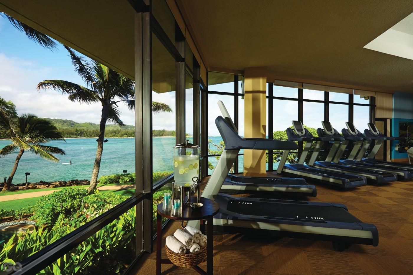 #turtlebay #gym #aloha