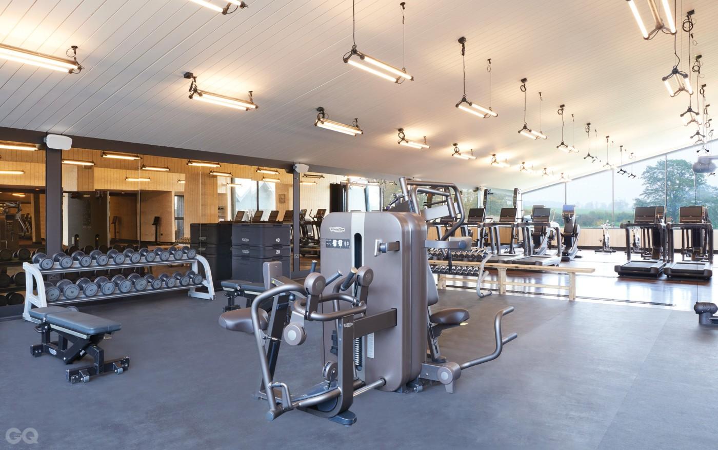 #sohofarmhouse #gym