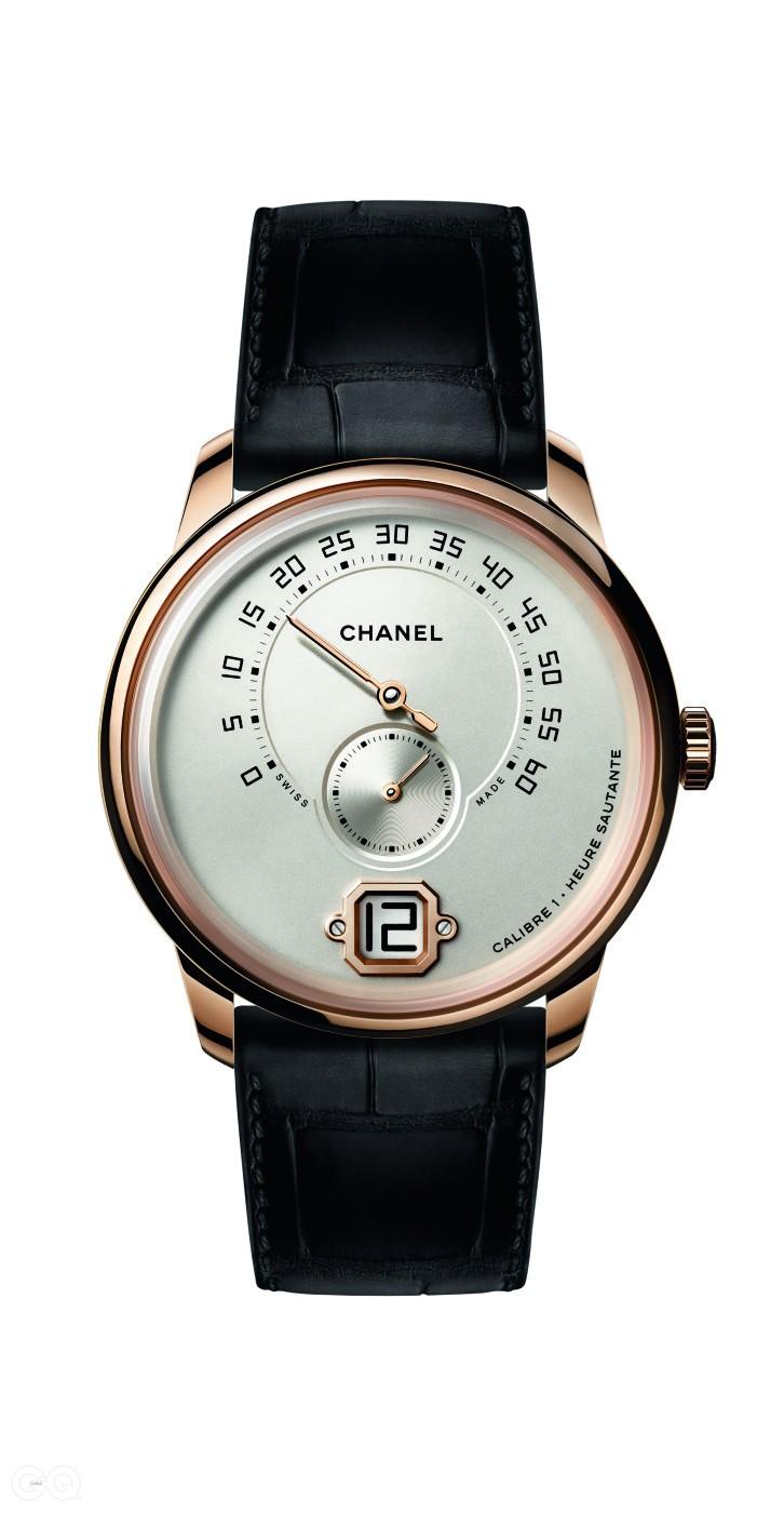Monsieur de CHANEL, BEIGE GOLD
