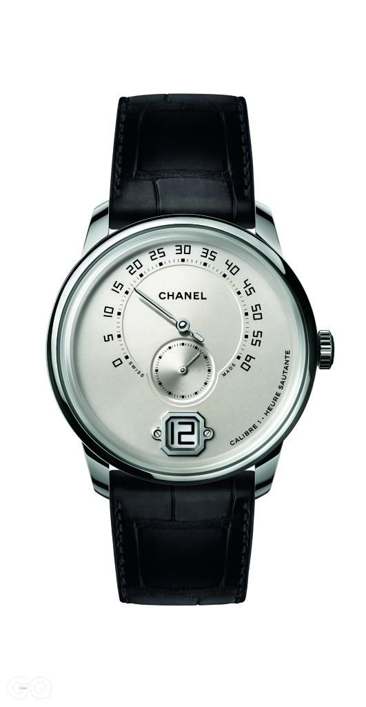 Monsieur de CHANEL, WHITE GOLD