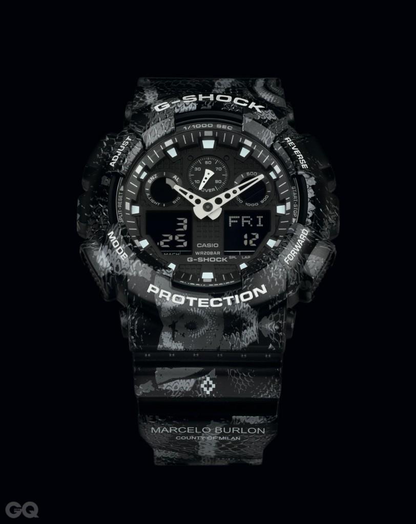 G-SHOCK x MARCELO BURLON, 26만5천원.