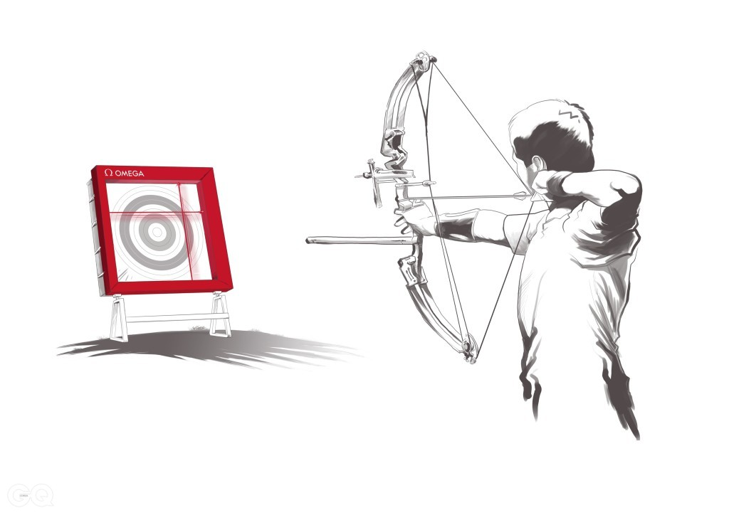 Archery targetting system