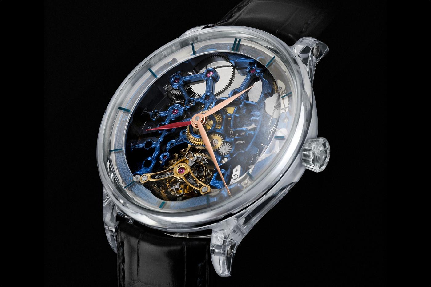 Venturer Tourbillon Dual Time Sapphire Blue Skeleton-thumb-2000x1333-30972