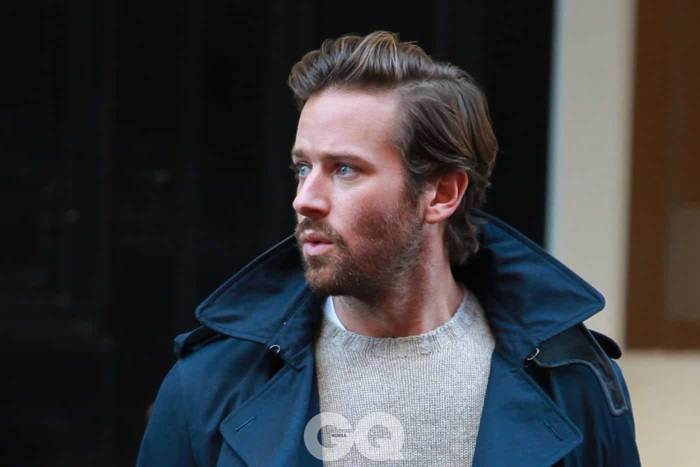 Armie Hammer seen leaving the Claridges Hotel after promoting his latest film 'Free Fire' which will close the London Film Festival - London Pictured: Armie Hammer Ref: SPL1371856  111016   Picture by: Splash News Splash News and Pictures Los Angeles:310-821-2666 New York:212-619-2666 London:870-934-2666 photodesk@splashnews.com