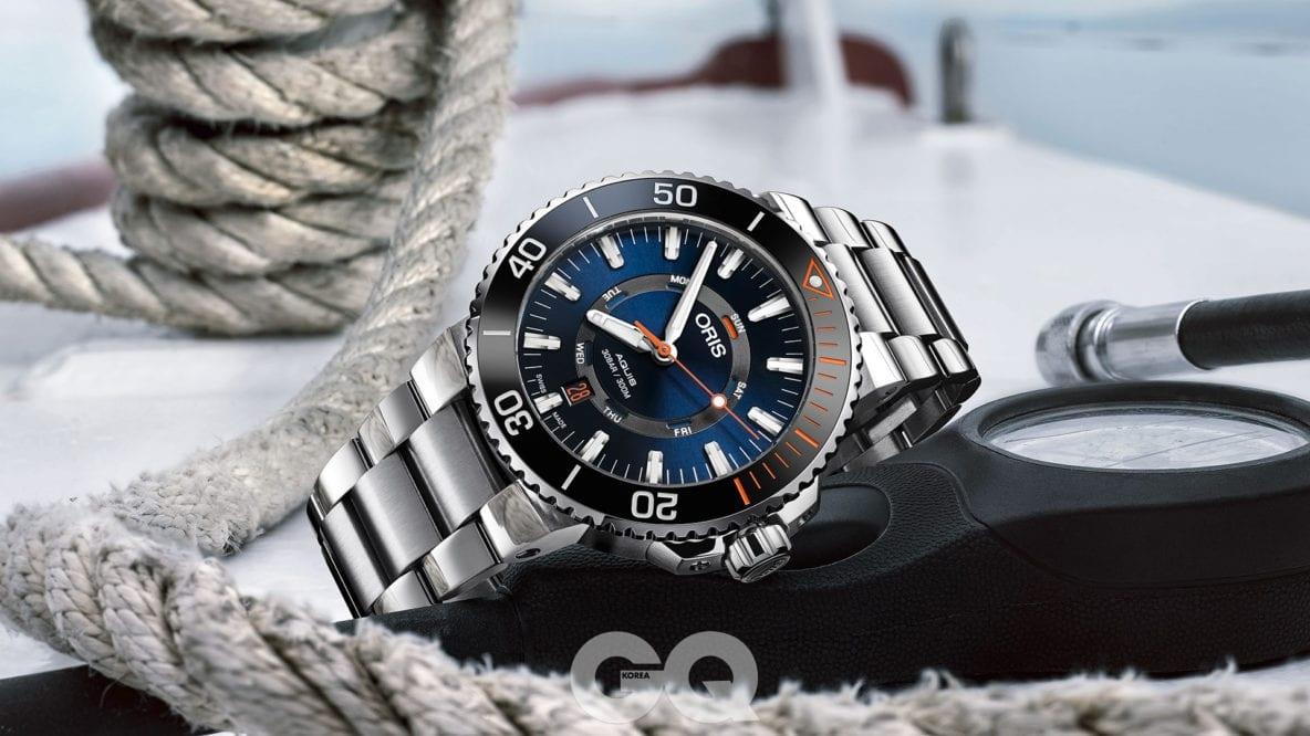 시계 판매 수익금 일부는 스태그혼 산호 복구 활동을 위해 사용할 예정이다.
